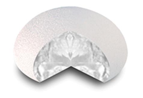 Gummy Bear Silicone Implant