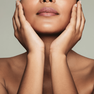 make your skin glow by massaging your face