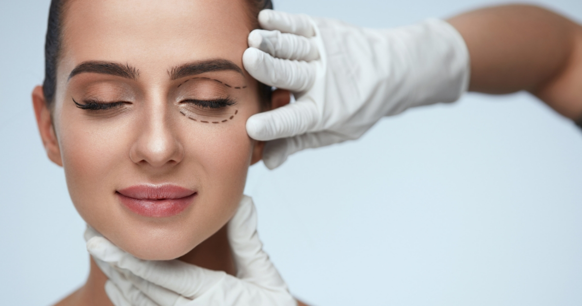 What are the Differences Betwee Eyelid Surgery and Brow Lift